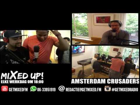 Amsterdam Crusaders bij Mixed Up! @ Getmixed radio - part1