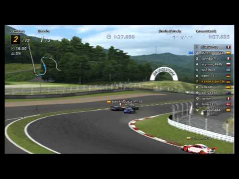 GT6 Quick-Match Online – Fuji Speedway Super-GT500-Expert-Race