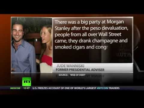 The Truthseeker Wall Street $$$$s the world E15)