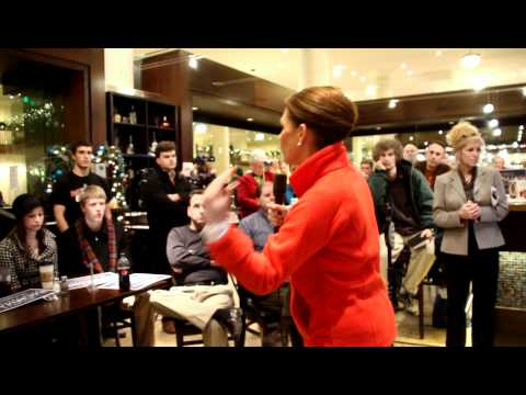 Michele Bachmann Spreads Her Message Across Iowa Day 5 of 99 County Tour 1
