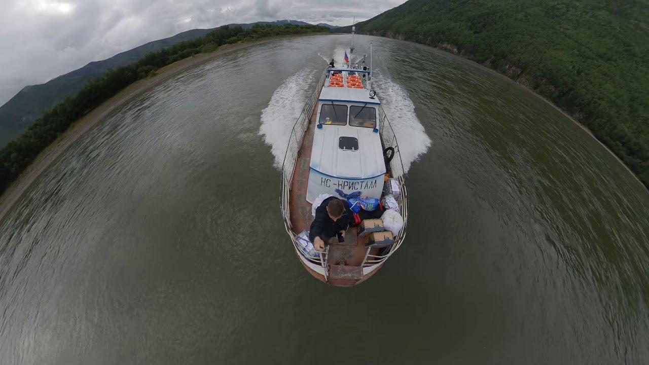 #витим #катер #река река Витим