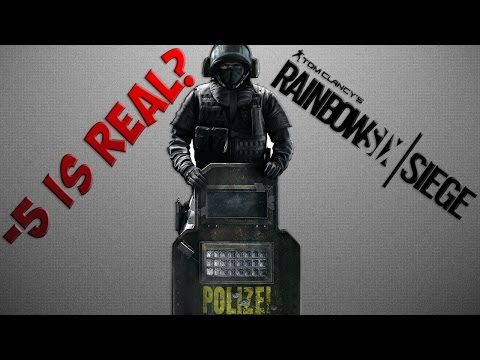 Rainbow Six Siege - Beta.  -5 Israel?? (is real) BLITZ