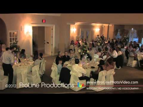 Albanian Wedding Introduction at Great River Country Club, Milford CT  (Vera and