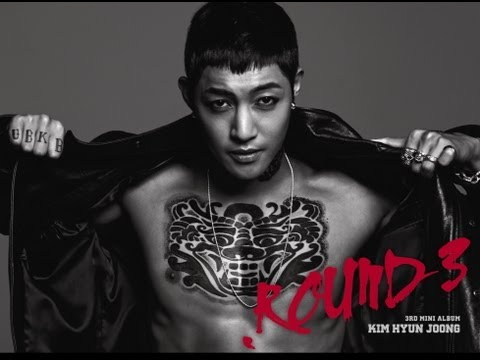 Kim Hyun Joong 김현중 'unbreakable' M v (feat.jay Park) video