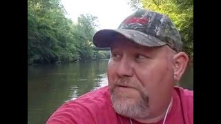 Part one of my adventure up the Conasagua River in Northwest Ga.