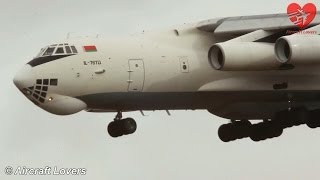 relief flight for Ukraine │ IL-76TD