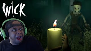 SCARIEST GAME ON YOUTUBE! | Wick Gameplay #1