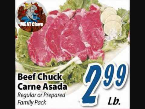 Do You Love MEAT Clown MEAT Products?