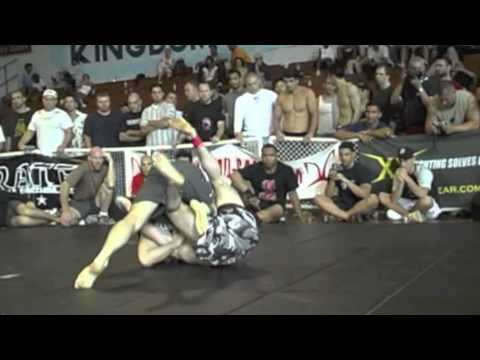 CLASSIC: Shawn Williams of Renzo Gracie vs. Diego Sanchez at Grapplers Quest Welterweight Pro 2004 Image 1