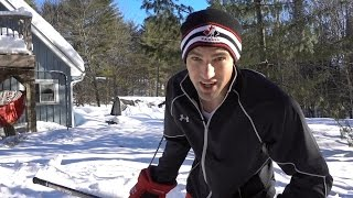 A Day in The Life + Mystery Pond Hockey Trip - Hockey VLOG 005
