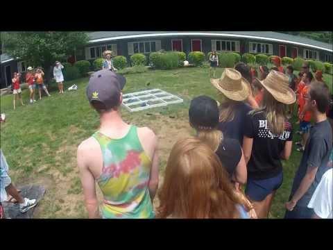 2013 Woodloch Redneck Games - July 31, 2013 filmed with GoPro