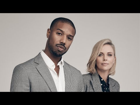 Michael B. Jordan & Charlize Theron - Actors on Actors - Full Conversation