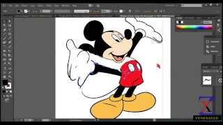 Convert a JPG, PNG illustration to an editable vector image