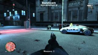 GTA4 MOD  My Weapons 武器検証①