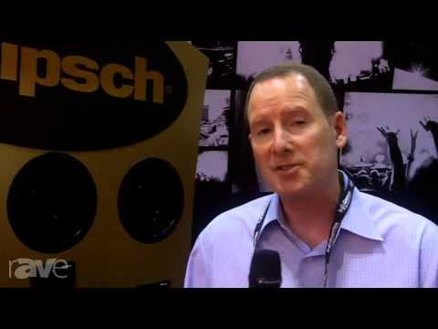 InfoComm 2013: Klipsch Details its Mumps Technology