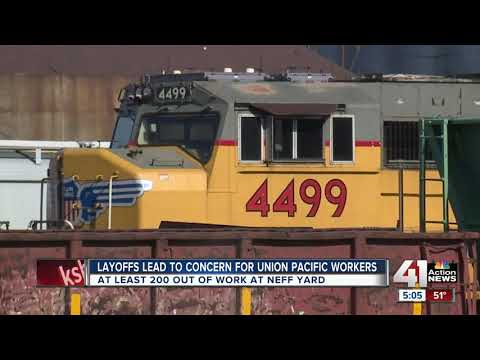 Download  Layoffs at Neff Yard lead to concern for Union Pacific workers Gratis, download lagu terbaru