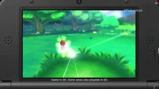 Pokemon Omega Ruby/Alpha Sapphire - E3 2014 Trailer - Eurogamer