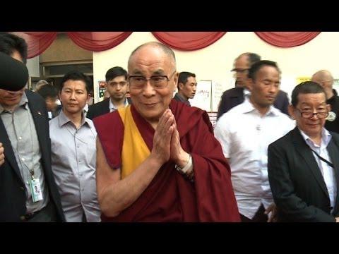 China não quer reunião de Obama com Dalai Lama
