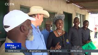 White Farmers in Zim(Rhodesia) Get Land Back Niggers Can't Feed Themselves