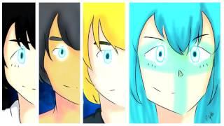 【Miku, Rin, DEX, Yuki】Daft Punk Medley - Pentatonix 【Vocaloid Acapella】
