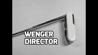 Wenger Director 85mm Discontinued Swiss Army Knife Unboxing and Review