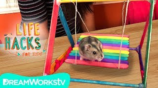 Small Pet Hacks | LIFE HACKS FOR KIDS