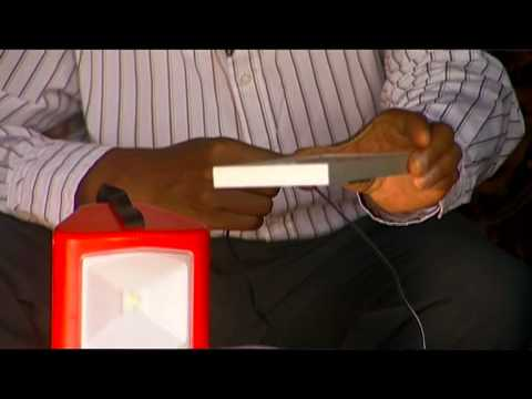 Shamba Shape Up - solar light Thumbnail