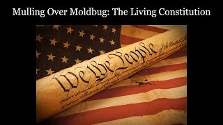 Mulling Over Moldbug: The Living Constitution