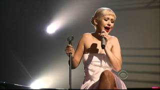 Christina Aguilera - I Loves You, Porgy (Live at the Grammy Nominations Concert 2008).ts