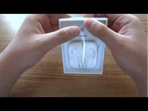 Apple EarPods Kutu Açılımı ve İncelemesi