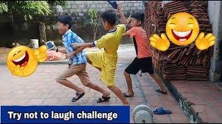 Xem Là Cười | Phiên Bản Việt Nam - Nhí - Must Watch New Funny 😂😂 Comdy Videos - Thực Vlogs - Part6