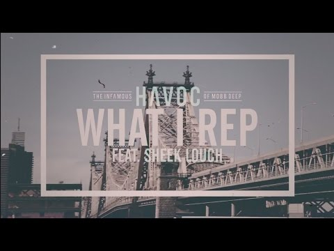 """Havoc """"What I Rep"""" feat. Sheek Louch (Video)"""