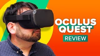 Oculus Quest review: Best mobile VR