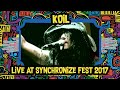 Koil Live At SynchronizeFest   8 Oktober 2017
