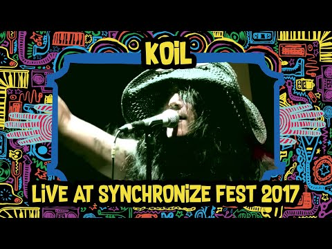 Koil Live at SynchronizeFest - 8 Oktober 2017