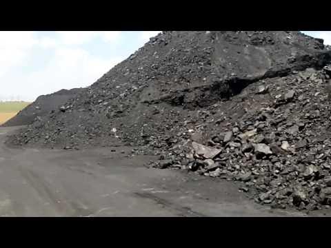 Open pit mining Brakfontein South Africa