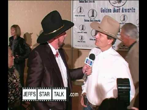 Jeff Sutherland Interviews Larry Hagman, Patrick Wayne, Buddy Van Horn, ...