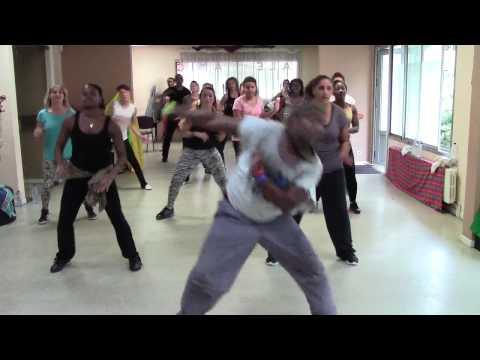 Psquare Personaly  Coco Coach  Zumba video