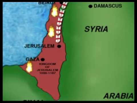 The crux of the Arab Israeli conflict