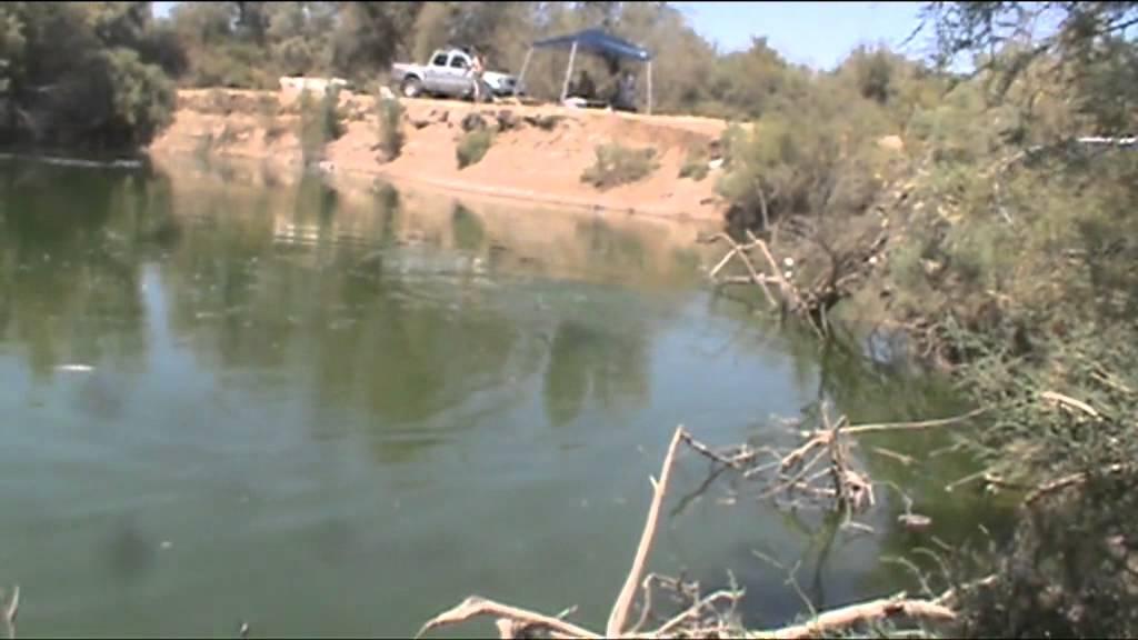 8 25 12 tilapia fishing in el centro ca youtube for Secret fishing spots near me