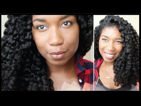 My Softest + Most Defined Twist Out Technique 2014 | Natural Hair - Naptural85
