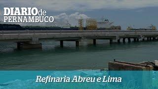 Refinaria Abreu e Lima inicia fase de testes