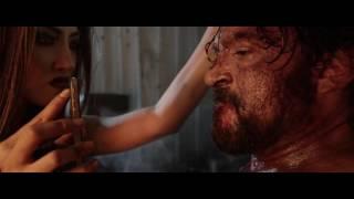 Vigilante Diaries (2016) - pectorals torture; femdom