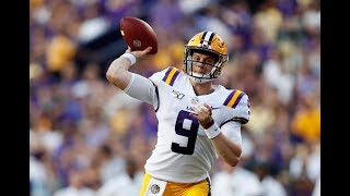 Joe Burrow Leads No. 6 LSU Over No. 9 Texas | 31-39, 471 Yards, 4 TDS