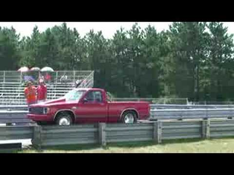 S-10 406 Small Block 600HP - E85 Injected