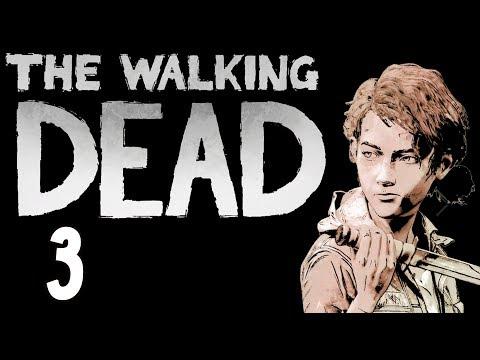 ЭЙДЖЕЙЧИК НЕ МАЖЕТ - The Walking Dead Final Season (финальный сезон прохождение на русском) #4