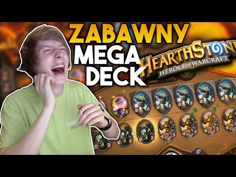 Zabawny Mega Deck - Karczemna Bójka