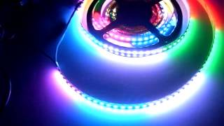 ws2812b 96 digital LED strips