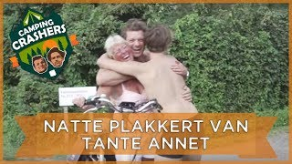 Gespanked door een Cougar | Camping Crashers | Bucket Boys
