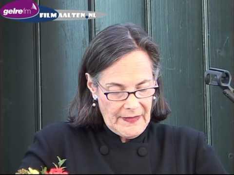 Yad Vashem onderscheiding voor Hendrik Wiggers en Aleida Wiggers-Meinen.